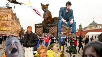 Лурк, упячка, Мэддисон, Катя Клэп и другие подарки на день рождения рунета