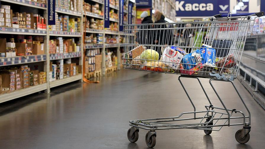 В РФ разрешили круглосуточно поставлять продукты в магазины во избежание дефицита