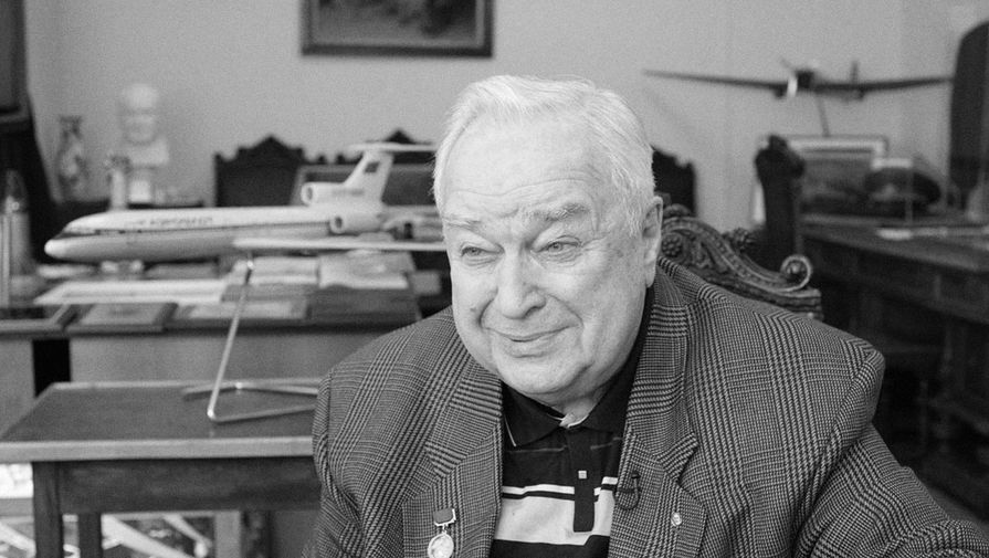 Александр Шенгардт в фильме «Ту-154. Моя легенда» (2014)