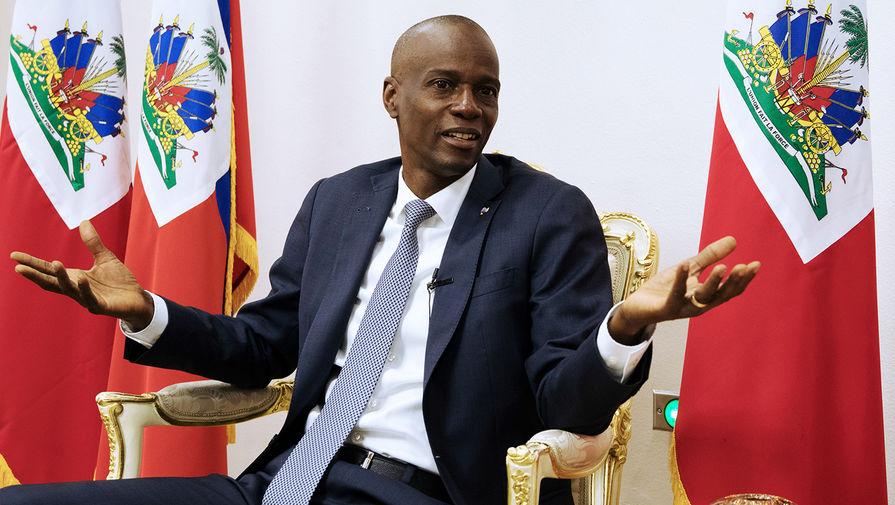 Задержанные по подозрению в убийстве президента Гаити назвали имя заказчика
