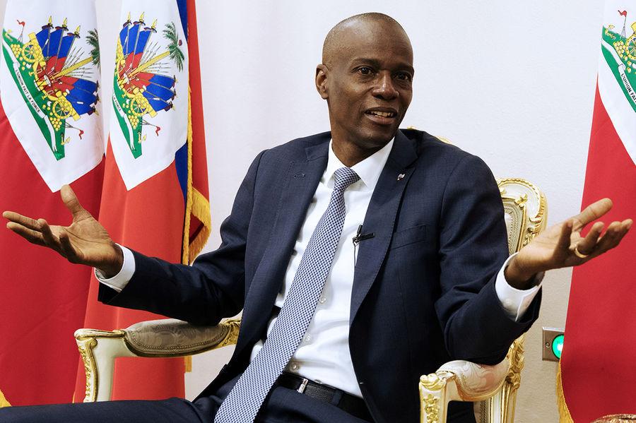 Вашингтон вычислил шесть возможных участников покушения РЅР°РїСЂРµР·РёРґРµРЅС'Р° Гаити