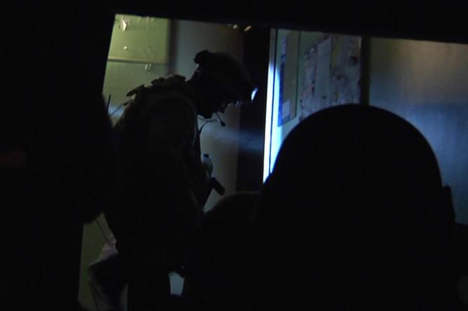 Во время операции по задержанию сотрудниками Федеральной службой безопасности РФ участников межрегиональной террористической группы, планировавшей совершить серию терактов в Москве и Санкт-Петербурге