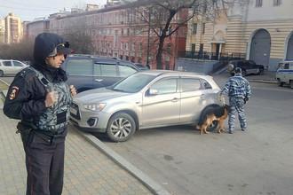 В Хабаровске расстреляли приемную ФСБ