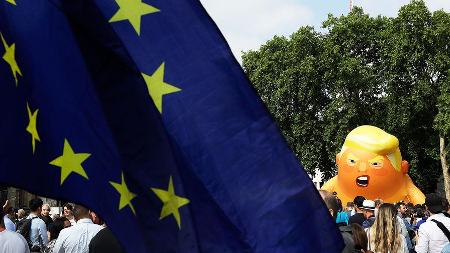 Трамп предложил ЕС отказаться от пошлин и субсидий во взаимной торговле
