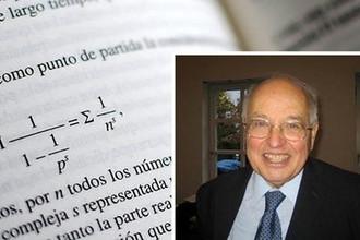 Анлийский математик Майкл Фрэнсис Атья