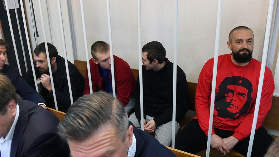 «Так не будет»: Киев не хочет освобождать своих моряков