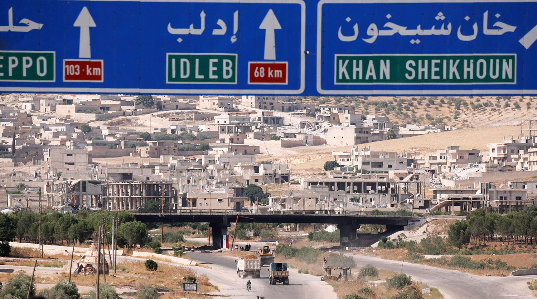 Турецкий госканал выложил видео ударов по силам Сирии в Идлибе