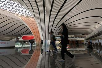 Крылья Китая: в Пекине открыли крупнейший аэропорт мира