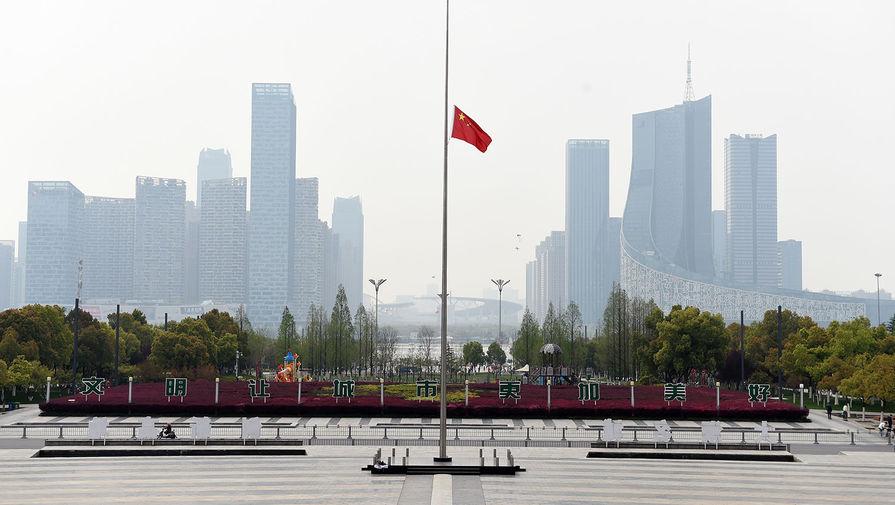 В Китае за сутки выявили восемь новых случаев заражения коронавирусом