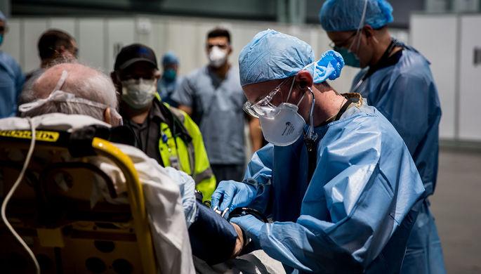 Кровь во спасение: найдено средство от коронавируса