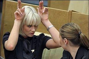 Без депутата Светланы Хоркиной труднее будет работать депутату Алине Кабаевой