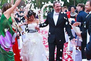 Свадьба Антона Сихарулидзе стала событием светской жизни 2011 года