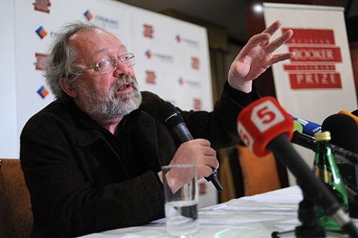 Лауреат «Русского Букера-2012» Андрей Дмитриев