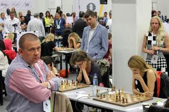 Наставник женской сборной России Сергей Рублевский