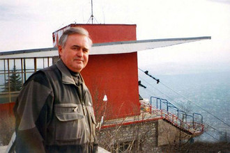 Сотрудник сочинского аэропорта Петр Парпулов