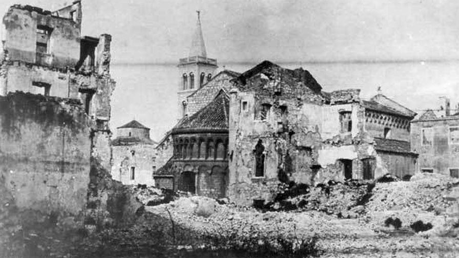 Кровавая Пасха: как американцы впервые разбомбили Белград