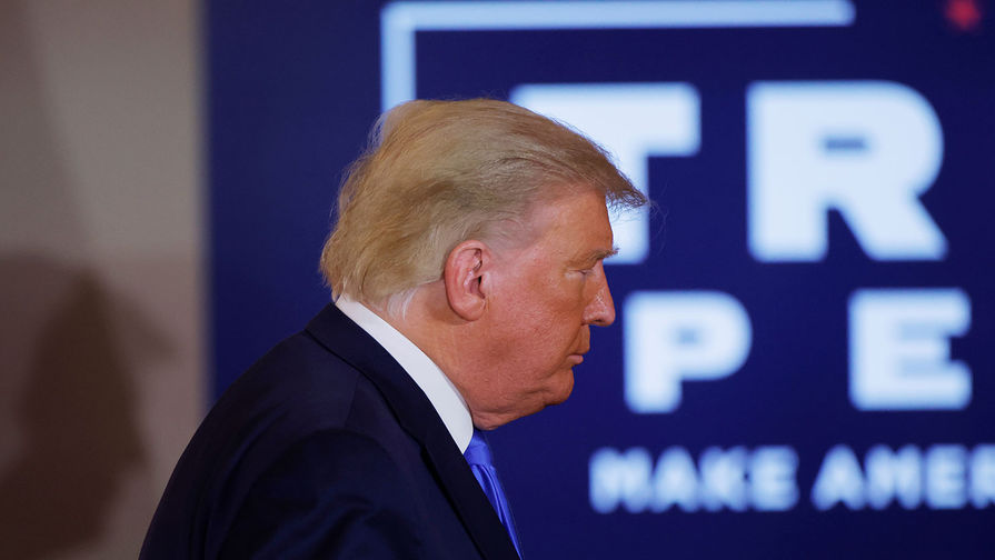 Штаб Трампа исходит из того, что итоги выборов еще не подведены