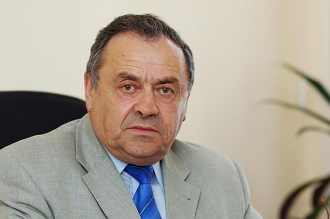 Глава постоянной комиссии Верховного Совета Крыма по культуре, делам молодежи и спорту Ефим Фикс