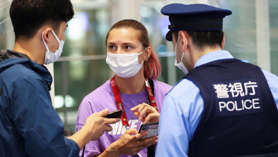 Белорусская спортсменка сообщила о странном поведении Тимановской в Токио