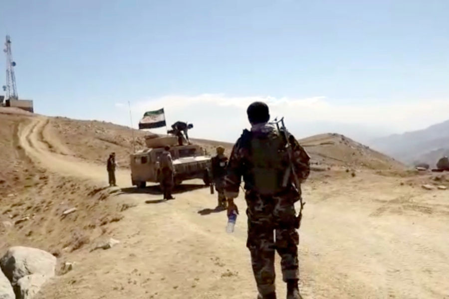 Все военные и гражданское население Афганистана покинули Узбекистан