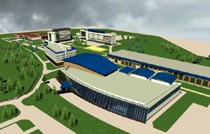 Республиканский Олимпийский центр «Озеро Круглое»