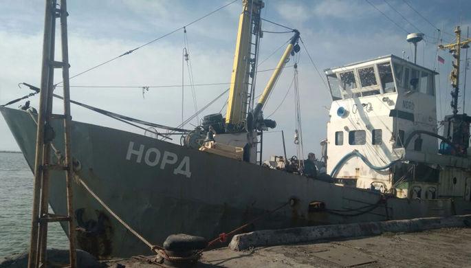 Никто не держит: морякам «Норда» разрешили вернуться домой