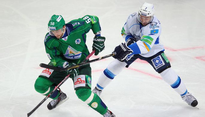 Алексей Кудашов и Илья Воробьев