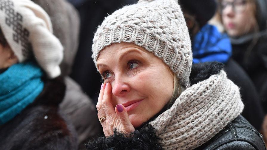Цывина перед смертью заявила о беременности, сообщил Малахову ее любовник