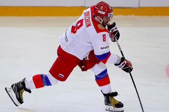Александр Овечкин в составе сборной России