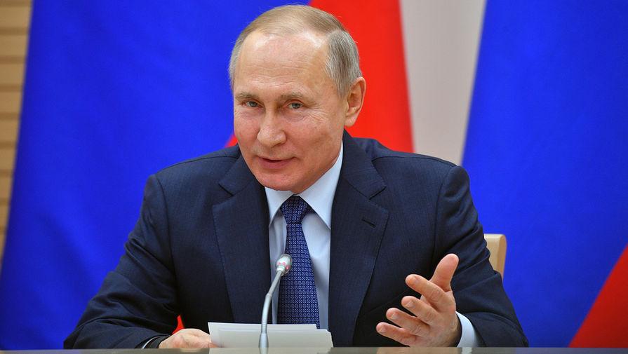 Путин ответил на 20 вопросов ТАСС в спецпроекте