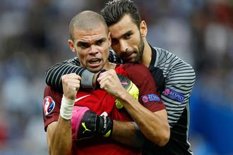 «Швейцарский сыр» для чемпионов Европы