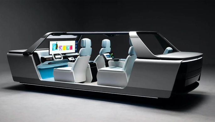 «Экзотическая разработка»: Samsung представила авто-трансформер
