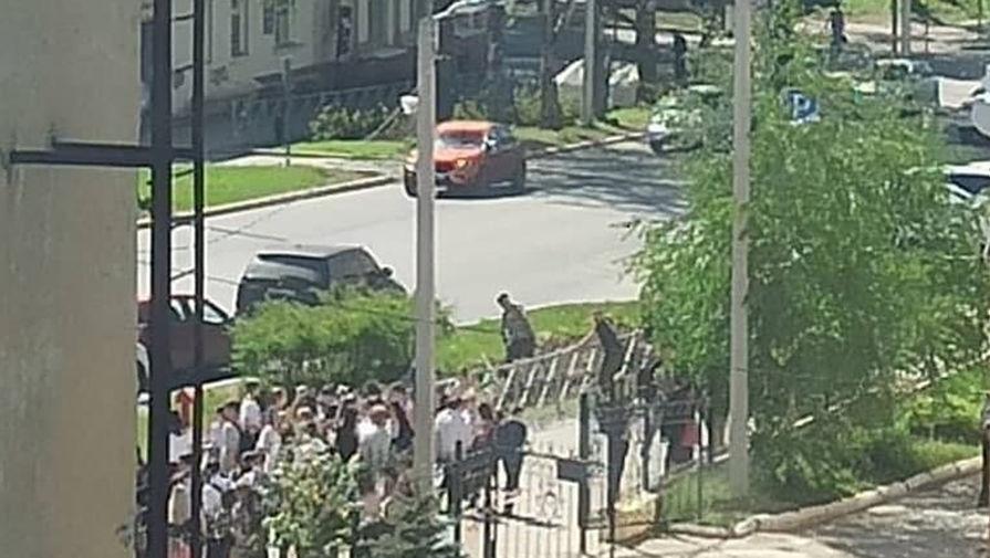 В Пермском крае ученик с ножом напал на учительницу
