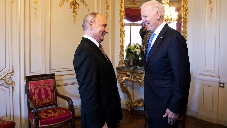 В Швейцарии предварительно подсчитали стоимость встречи Путина и Байдена