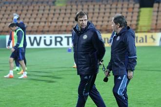 Олимпийские чемпионы Сеула Александр Бородюк (слева) и Виктор Лосев воссоединились в сборной Казахстана