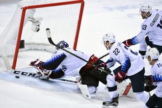 Сборная США по хоккею