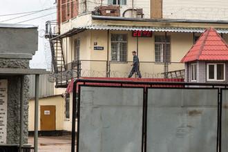 Территория исправительной колонии №1 Ярославля после обнародования сведений о пытках, 21 июля 2018 года