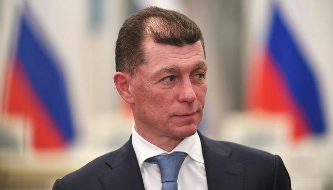 Главный по пенсиям: Топилин возглавил ПФР