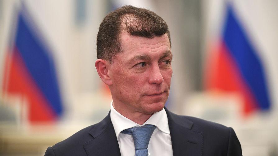 Ъ: глава ПФР Топилин ушел в отставку