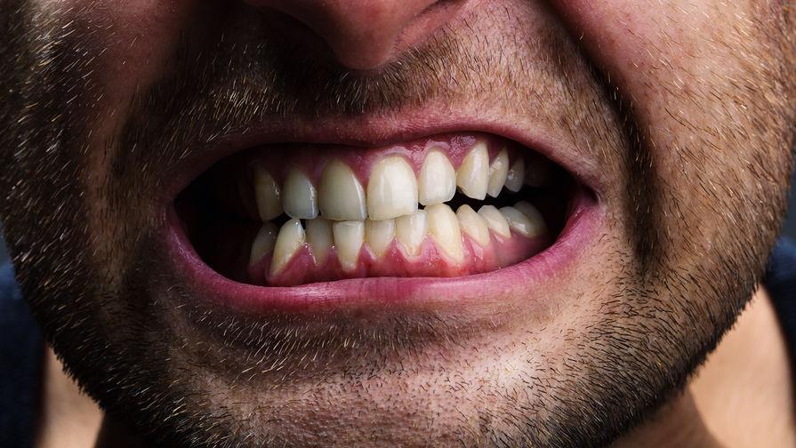 Зубы оказались природной «историей болезни» человека