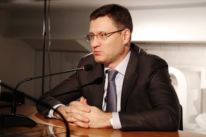 Министр энергетики России Александр Новак в редакции «Газеты.Ru», 26 февраля 2019 года