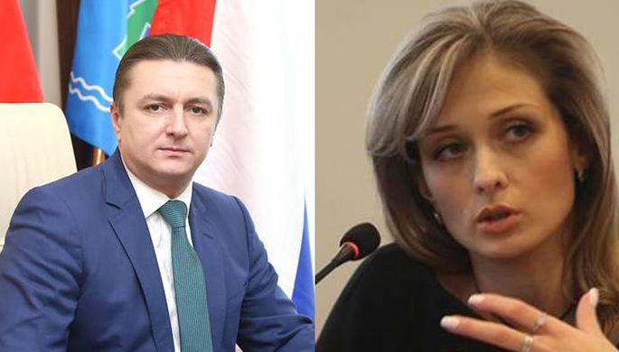 Депутат Азат Зарипов и его супруга