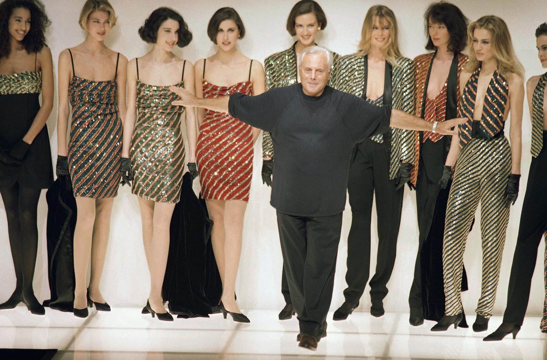 Джорджио армани одежда модели онлайн мглин