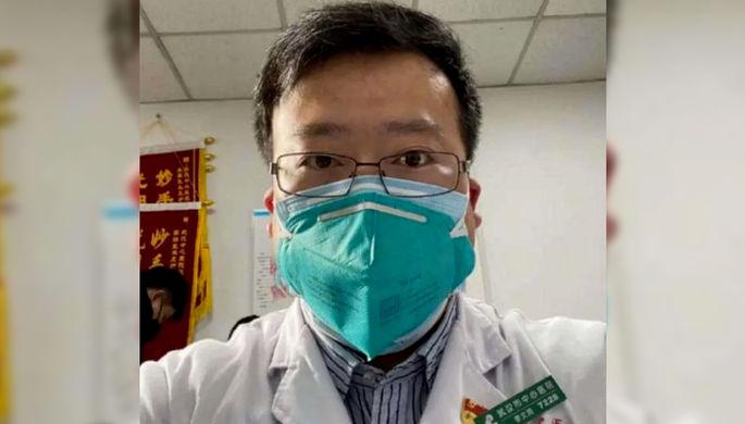 Велели молчать: страшная смерть врача из КНР от коронавируса