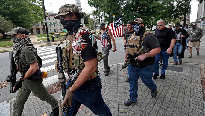 С винтовкой спокойней: зачем американцы скупают оружие