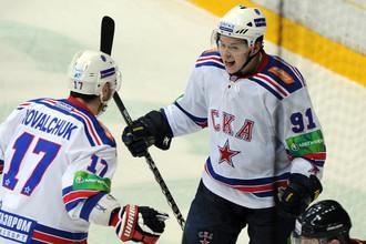 Ковальчук и Тарасенко в сборной вместе не сыграют