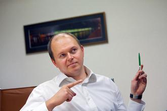 Максим Ткачев, управляющий директор и совладелец компании Russ Outdoor