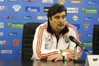Писарев впервые остался доволен игрой своей команды