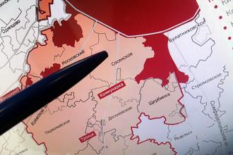 Власти невыгодно заранее раскрывать порайонную карту нарезки избирательных округов