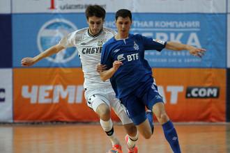 Защитник МФК «Динамо» Сергей Сергеев надеется выиграть чемпионат России